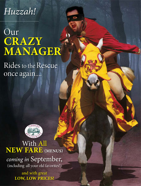 Crazy Manager Theme