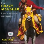 Crazy Manager Poster