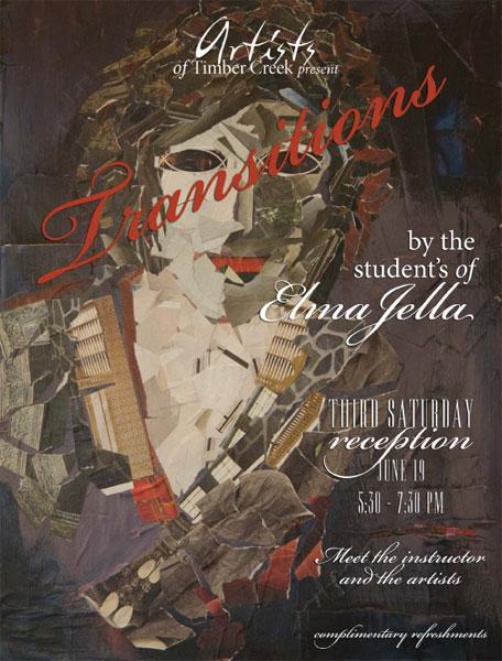 Fine Arts Poster, Elma Jella'