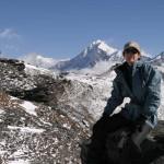 Terry Armstrong & Mt Pandim